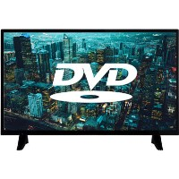 "electriQ 32"" HD Ready LED TV with built in DVD Player"
