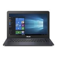 Asus VivoBook E AMD E2-7110 4GB 32GB SSD 14 Inch Windows 10 Laptop