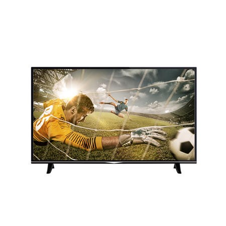 "electriQ 55"" 4K Ultra HD LED Smart TV with Freeview HD and Freeview Play"