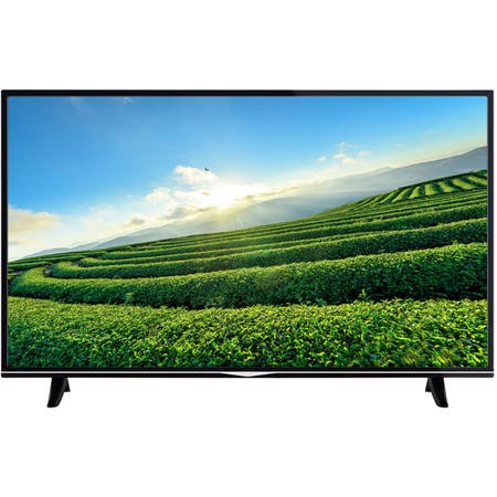 "E49UHD298SQ electriQ 49"" 4K Ultra HD LED Smart TV with Freeview HD and Freeview Play"