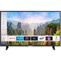 "E49UHDHDRS2Q electriQ 49"" 4K Ultra HD Smart Dolby Vision HDR LED TV with Freeview HD and Freeview Play"