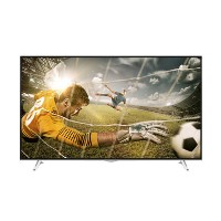 "GRADE A2 - electriQ 65"" 4K Ultra HD LED Smart TV with Freeview HD and Freeview Play"