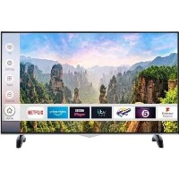 "Ex Display - electriQ 65"" 4K Ultra HD Smart Dolby Vision HDR LED TV with Freeview HD and Freeview Play"