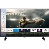 "electriQ 65"" 4K Ultra HD Smart HDR LED TV with Dolby Vision and Freeview Play"