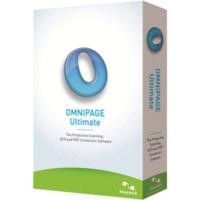 Nuance OmniPage Ultimate International English