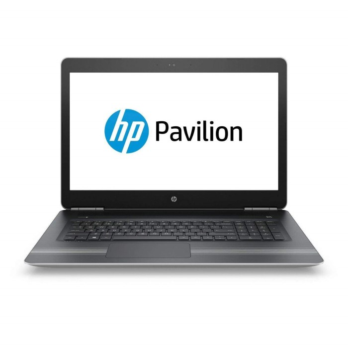 HP Pavilion Gaming 17-ab001na Core i7-6700HQ 8GB 1TB + 128GB SSD Nvidia  GeForce GTX960M 4GB 17 3 Inch Full HD Windows 10 Gaming Laptop - Silver
