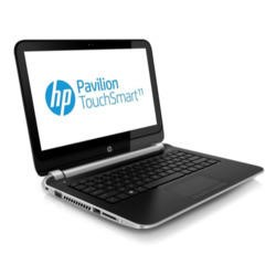 Refurbished Grade A2 HP Pavilion TouchSmart 11-e001sa 8GB 500GB 11.6 inch Windows 8 Touchscreen Laptop in Black