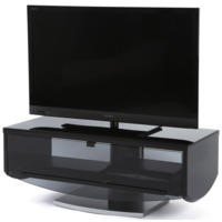 Off The Wall Eclipse 1000 Black TV Cabinet - Up to 55 Inch