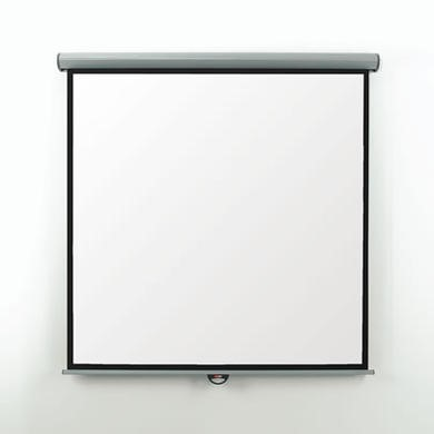 Metroplan Eyeline Manual Wall Screen - projection screen