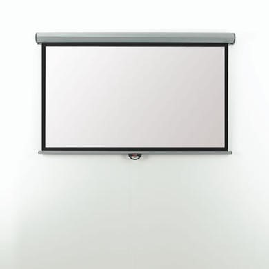Metroplan Eyeline Electric Wall Screen - projection screen motorized