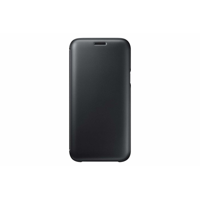 promo code e163d fcb76 Samsung J5 2017 Wallet Cover - Black