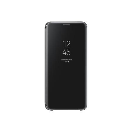 Official Samsung Galaxy s9 Clear View Standing Cover - Black