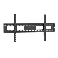 "electriQ Super Slim Flat to Wall TV Bracket for TVs up to 100"" with VESA up to 800 x 400mm and 60kg Load"