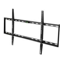 "Super Slim Flat to Wall TV Bracket with Spirit Level for 65 - 100"" TVs - Universal VESA up to 800 x 400mm and 50KG Load"