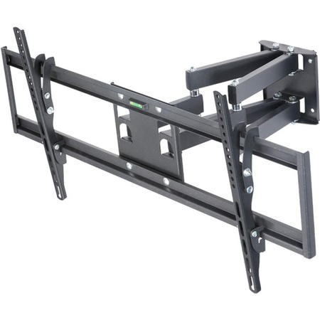 "electriQ Swivel TV Wall Bracket for TVs up to 80"" with VESA up to 800 x 400mm and 45kg Load"