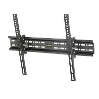 "electriQ Tilting Super Slim TV Wall Bracket for TVs up to 55"" with VESA up to 400 x 400mm and 45kg Load"