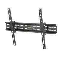 "electriQ Super Slim Tilting TV Wall Bracket for TVs up to 55"" with VESA up to 400 x 400mm and 45kg Load"