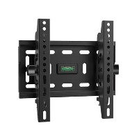 "electriQ Super Slim Tilting TV Wall Bracket for TVs up to 42"" with VESA up to 200 x 200mm and 60kg Load"