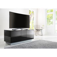 Alphason EMT1250XL-BLK Element XL Modular Black TV Stand