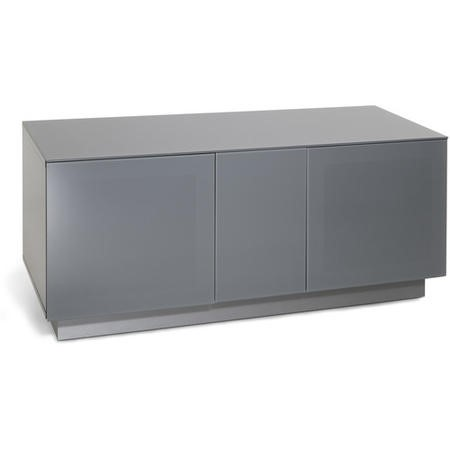 "EMT1250XL-GRY Alphason EMT1250XL-GRY Element XL Modular TV Stand for up to 60"" TVs - Grey"