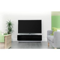 "Alphason EMTMOD1250-BLK Element Modular TV Cabinet for up to 60"" TVs - Black"