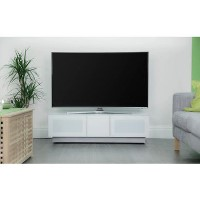 "Alphason EMTMOD1250-WHI Element Modular TV Cabinet for up to 60"" TVs - White"
