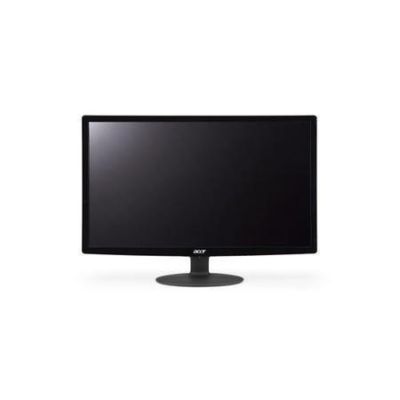 "Acer S240HLbid 24"" wide monitor 16_9 FHD LED 5ms 100M_1 - Black"