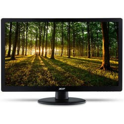 Acer S220HQLBbd 21.5'' wide monitor 16_9 LED Full HD 5ms 100M_1 - Black