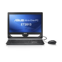 A1 Box opened Asus ET2013IGTI-B025C Pentium G2030T4GB 500GB DVDSM integrated win7HP 64-bit 20'' nontouch AIO 1 year
