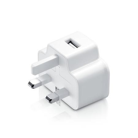 Samsung USB Plug 2 Amp Power Adapter White