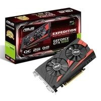 ASUS Expedition GeForce GTX 1050 2GB GDDR5 OC Graphics Card