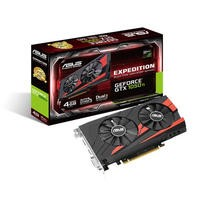 ASUS Expedition GeForce GTX 1050 Ti 4GB GDDR5 Graphics Card