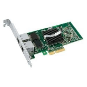 Intel PRO/1000 PT Dual Port Server Adapter - network adapter - 2 ports