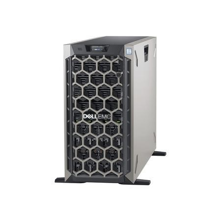 "F0DYP Dell PowerEdge T640 Xeon Silver 4110 16GB 600GB Hot-Swap 2.5"" Tower Server"