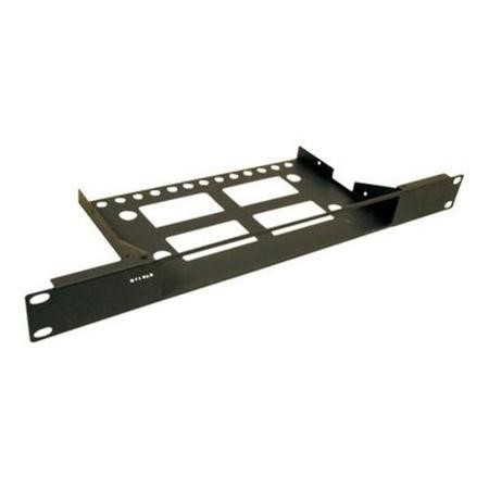 Belkin rack mounting kit - 1U