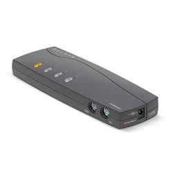 Belkin OmniView E Series 4 Port KVM Switch - KVM switch - 4 ports