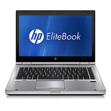 GRADE A1 - As new but box opened - HP EliteBook 8470p Core i3 500GB Windows 7 Laptop