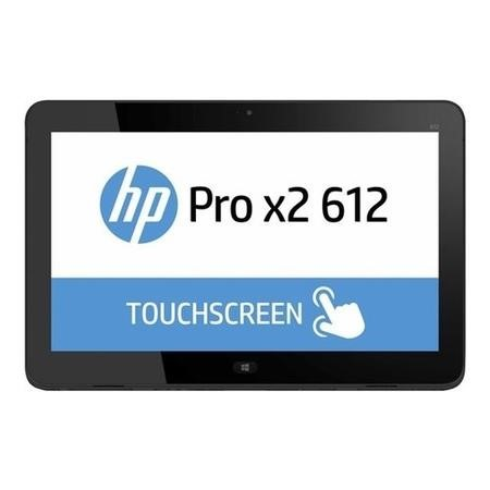 HP Pro x2 612 Intel Core i5-4202y 8GB 256GB SSD 12.5 Inch Windows 8.1 Professional Convertible Tablet With Keyboard Dock