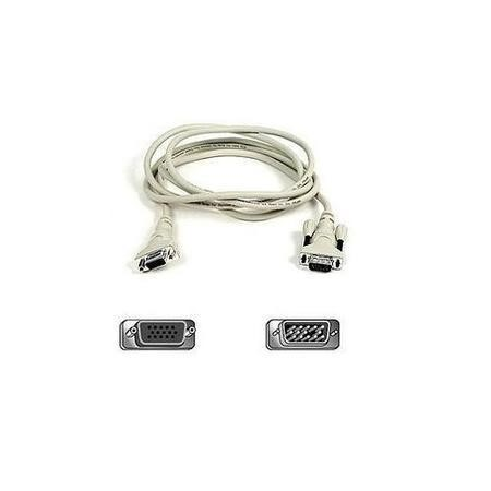 F2N025B06 Belkin Pro Series VGA Monitor Extension Cable 1.8M