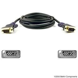 GOLD VGA MONITOR CABLE 7.5M