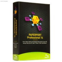 Nuance PaperPort Professional 14.0 International English