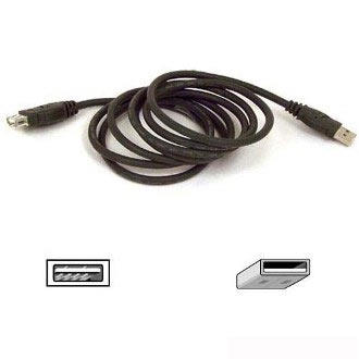 Belkin USB A - A Extension Cable 1.8m