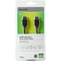 Belkin HDMI TO HDMI AUDIO VIDEO CABLE 1.5M