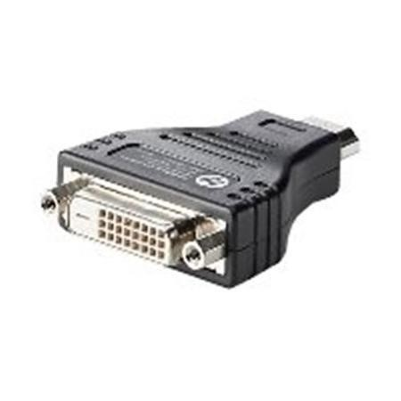 Hewlett Packard HDMI TO DVI ADAPTER