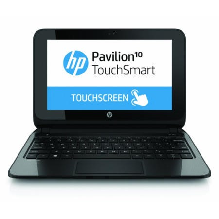 GRADE A1 - As new but box opened - HP Pavilion 10 TouchSmart 10-e010sa 2GB 500GB Windows 8.1 Touchscreen Laptop