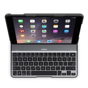 Belkin QODE Ultimate Lite Keyboard Case for iPad Air 2 in Black