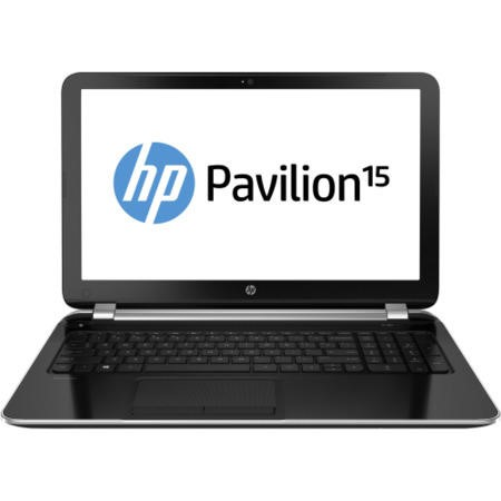 Refurbished A1 HP Pavilion 15-n038sa AMD A10 Quad Core 8GB 1TB Windows 8 Laptop in Black & Silver