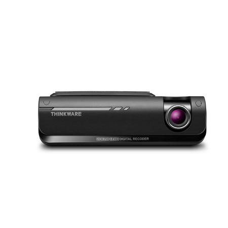 Thinkware F770 Full HD Dash Cam with 16GB Micro SD Card - In-Car Charger