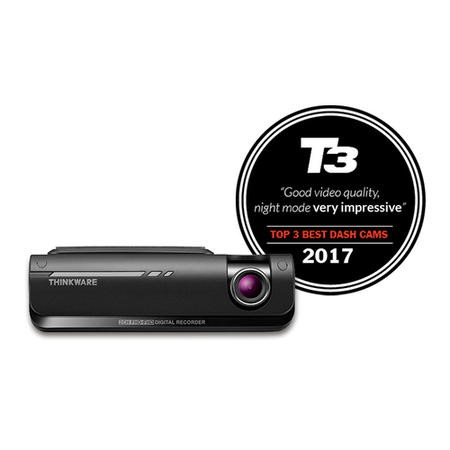 Thinkware F770 WIFI GPS Dash Cam with 16GB SD Card  and Hardwire Kit