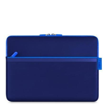 Belkin Pocket Sleeve with Storage Pocket for Microsoft Surface 10 Inch - Blueprint